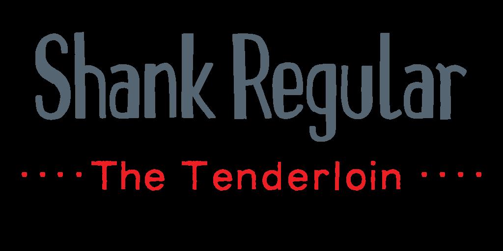 Team 4: Shank Regular